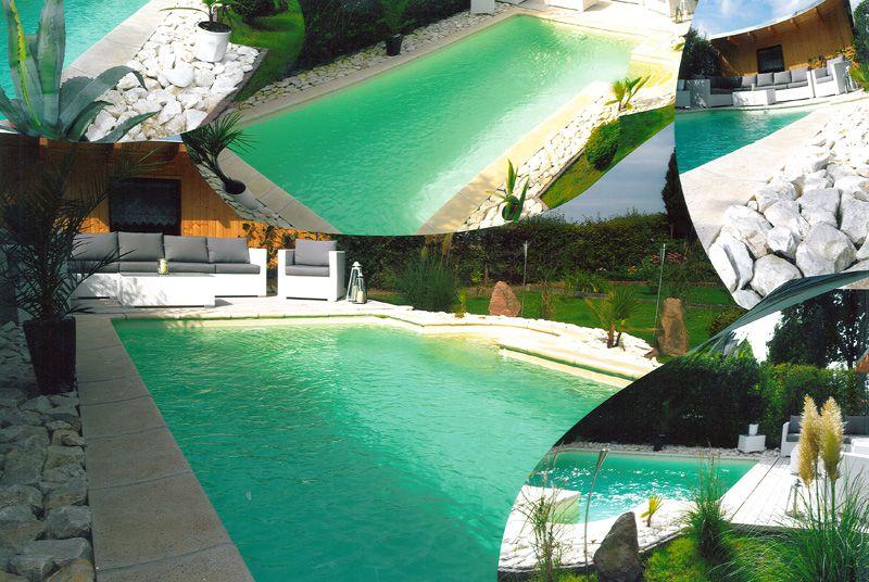 Einbau Pool aus Styropor-Schalsteinen